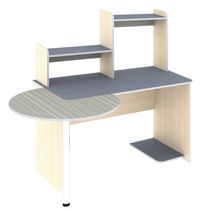 """Computer table with the prefix """"Junior"""" for the children's room"""