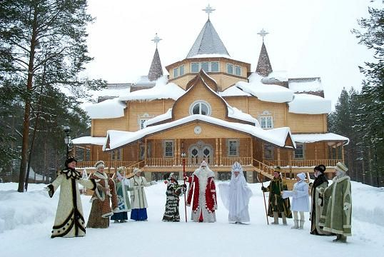 "Tour of Veliky Ustyug ""Village holidays in the homeland of Santa Claus"""
