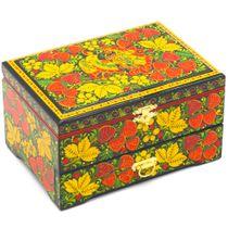 Craft / Jewelry box, wooden, 170x130