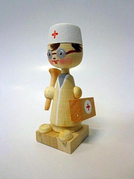 Tver souvenirs / Doll doctor Aibolit
