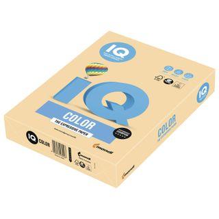 IQ COLOR / A4 paper, 160 gsm, 250 sheets, medium-intensity, golden