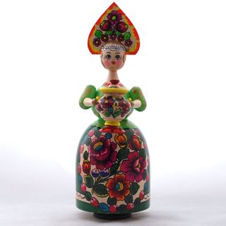 Girl with a samovar music polkhovskiy Maydan