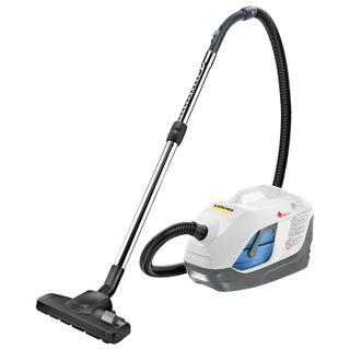 Vacuum cleaner KARCHER (KARCHER) DS 6 Premium Mediclean, with Aqua-filter power consumption 650 W, white