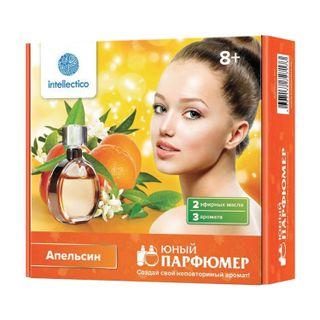 Set to create a perfume,