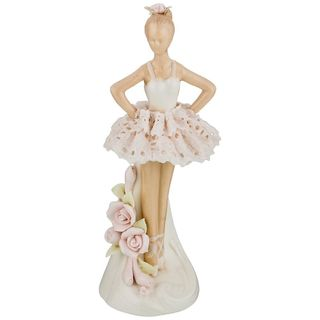 """Porcelain statuette """"Ballerina"""" 6*6*15,5 cm"""
