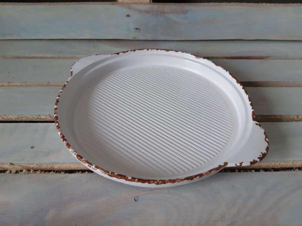 """Horex / Dish """"Antica Perla"""" corrugato 4 pcs."""