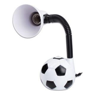 "SONNEN / Table lamp OU-503, on a stand, E27 base, ""Ball"", white"