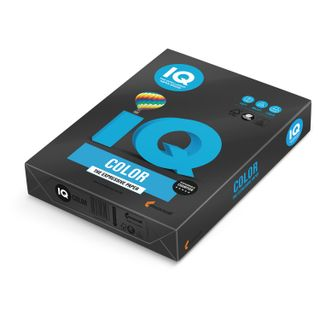IQ COLOR / A4 paper, 80 g / m2, 500 sheets, intensive, black