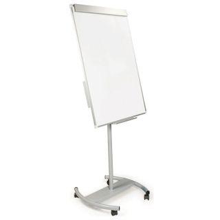 Flipchart board magnetic marker (70x100 cm), mobile, BRAUBERG standard