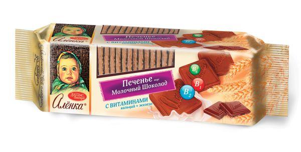 Biscuit Alenka (chocolate flavor)