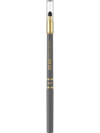 Pencil for eyes - grey streaks eye max precision, Eveline