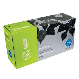 Toner Cartridge CACTUS (CS-CE340A) for HP LaserJet M775dn / f / z, black, yield 13,500 pages.
