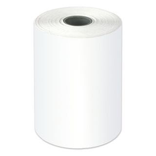 Receipt tape thermal PAPER 57 mm (diameter 37 mm, length 19 m, the sleeve 12 mm), SET of 8 PCs, 44 g/m2 STAFF