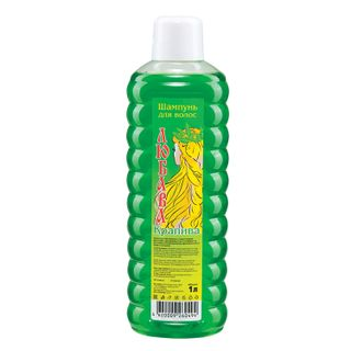 "Shampoo LYUBAVA ""Nettle"" for all hair types 1 l"