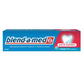Toothpaste, 100 ml, BLEND-A-MED (Blend-a-Med) Anti-caries