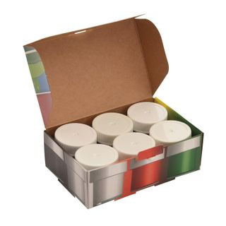 Gouache, KOH-I-NOOR, 6 colors and 25 ml, without a brush, carton packaging