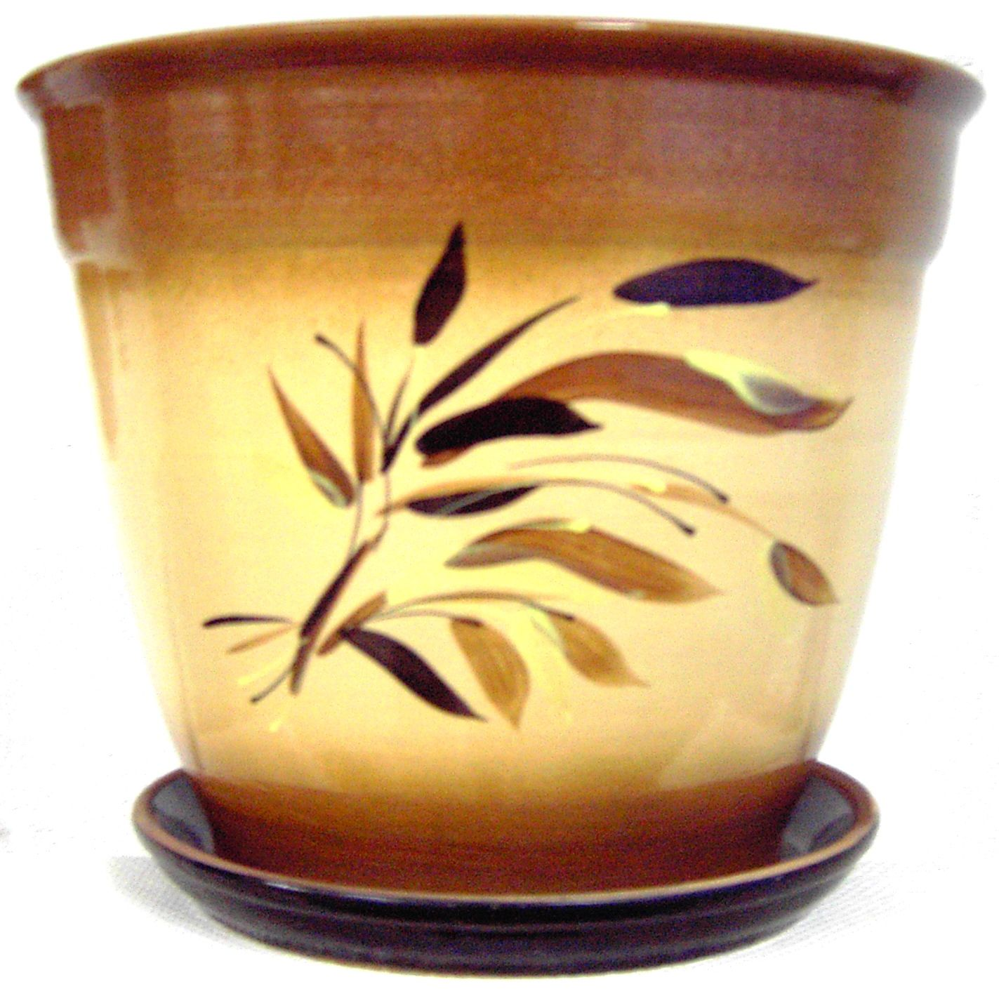 "Tarusa artist / Cache-pot ""Ficus"", 11L"