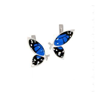 Earrings (m) Butterfly
