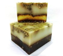 Handmade bar soap with herbs Linden 1kg