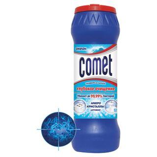 "Cleaner COMET (Komet) ""Ocean"" disinfectant powder 475 g"