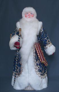 Santa Claus. Doll gift