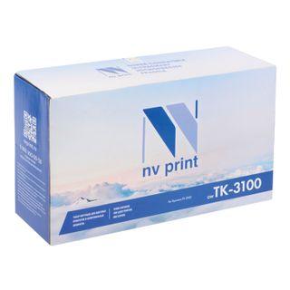 Toner cartridge NV PRINT (NV-TK-3100) for KYOCERA FS2100D / DN / M3040DN / M3540DN, yield 12,500 pages