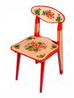 Wooden chair child folding, 1 growth category - view 1