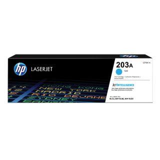HP (CF541A) LaserJet Pro M254 / M280 / M281 Cyan Toner Cartridge, yield 1300 pages, Original