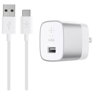 BELKIN / Charger car cable Type-C 1.2 m, silver