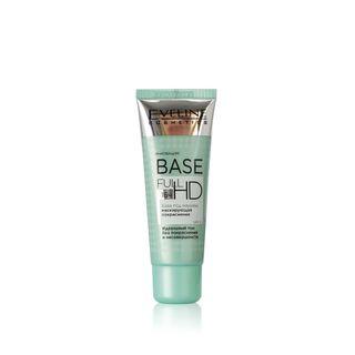 Redness concealer make-up base series base full hd, Eveline, 30 ml