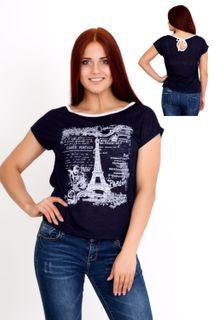 T-Shirt Paris With Art. 2422