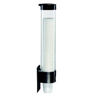 HOT FROST glass holder, 70 glasses, magnet, black