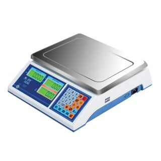 MERCURY / Trade scales M-ER 322 (323) С-32.5, LCD (0.1-32 kg) without stand, resolution 5 g, platform 315х235 mm