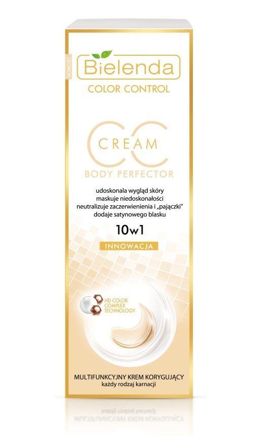 Multifunctional characterwise body cream 10b1 , BIELENDA, 175ml