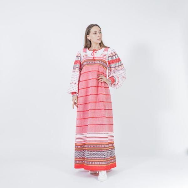 """Women's folk sundress """"Zorka"""""""