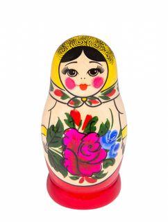 Matryoshka traditional 5 doll