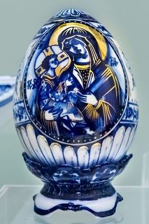 "Organization and holding of joint exhibitions of porcelain ""Gzhel"""
