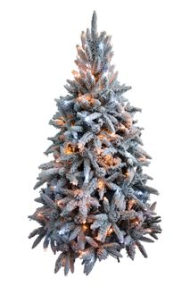 "Fir-tree snow-covered light ""Classic"" premium"