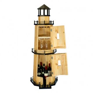 "Bar for alcoholic beverages ""Lighthouse"" 147x52x55 cm."