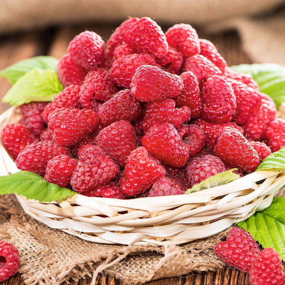 """Fresh raspberries """"Shuisky berries"""""""