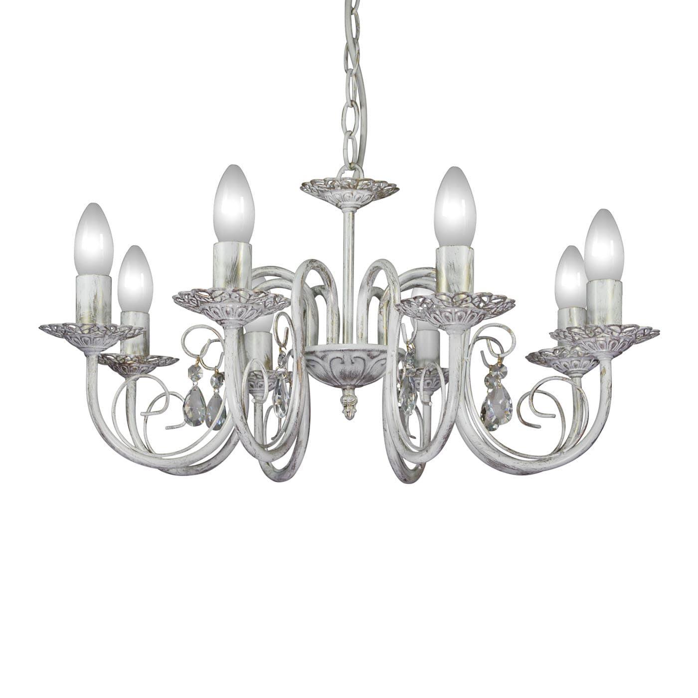 PETRASVET / Pendant chandelier S1170-8, 8xE14 max. 60W