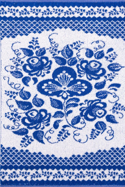 Lika Dress / Towel Gzhel Art. 261