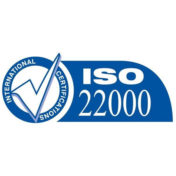 ISO 22000 стандарт