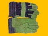 Spilk gloves with cuff