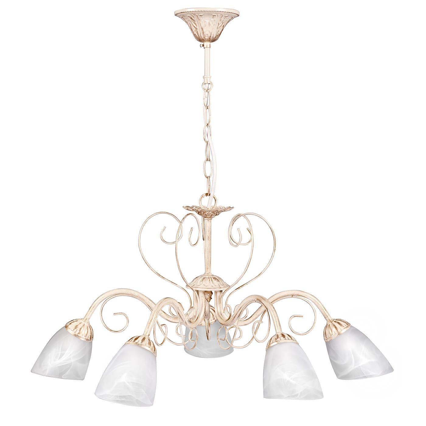PETRASVET / Suspended chandelier S2202-5, 5xE14 max. 60W