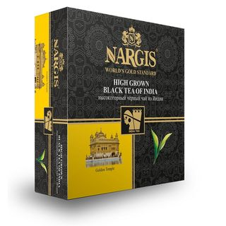"Tea ""Nargis"" black alpine leaf - India, 100 and 250 gr."