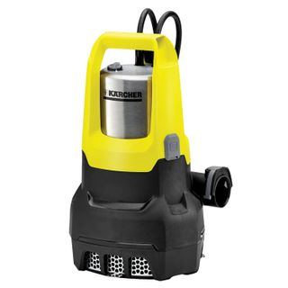 Pump drainage KARCHER SP7 Dirt Inox, for dirty water, 750 W, 15500 hp, automatic mode