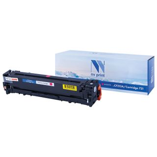 Magenta Toner Cartridge NV PRINT (NV-CF213A / 731M) for HP M251nw / M276nw / CANON LBP-7110Cw, yield 1800 pages