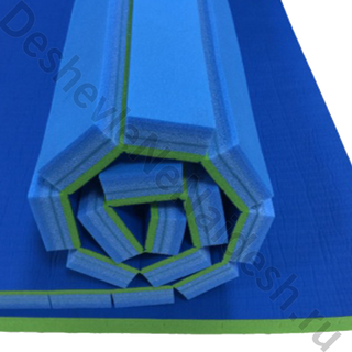 ROLL-MAT WITHOUT PIPE, 20MM THICKNESS, 1,3M WIDTH