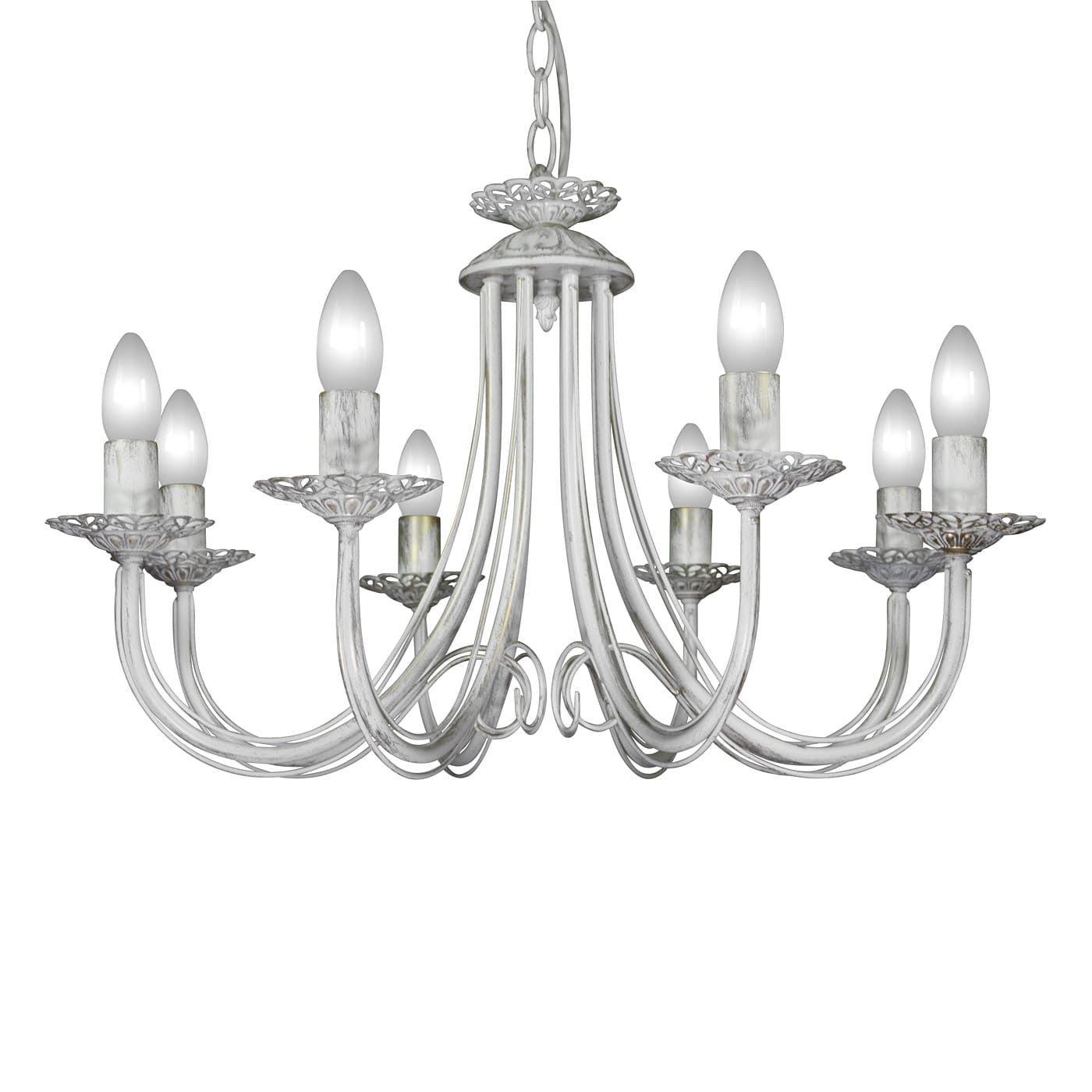 PETRASVET / Pendant chandelier S1165-8, 8xE14 max. 60W